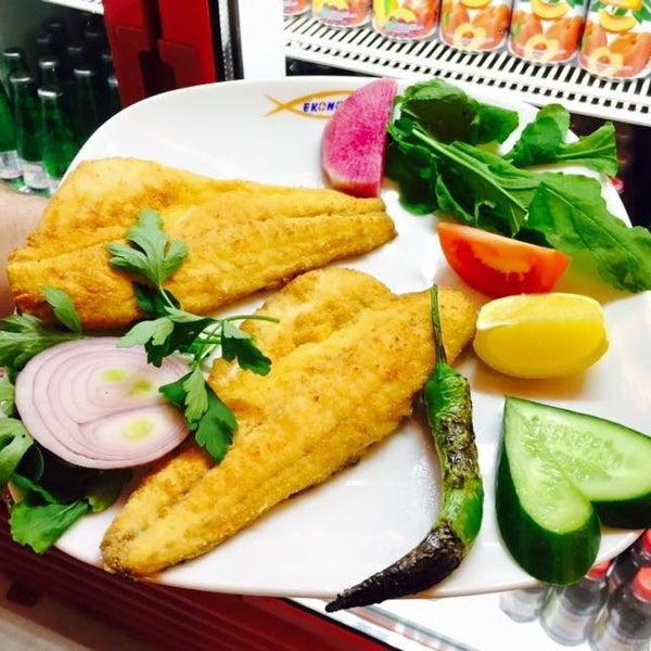 3/20/2015 tarihinde Ekonomik Balık Restaurant Avanosziyaretçi tarafından Ekonomik Balık Restaurant Avanos'de çekilen fotoğraf