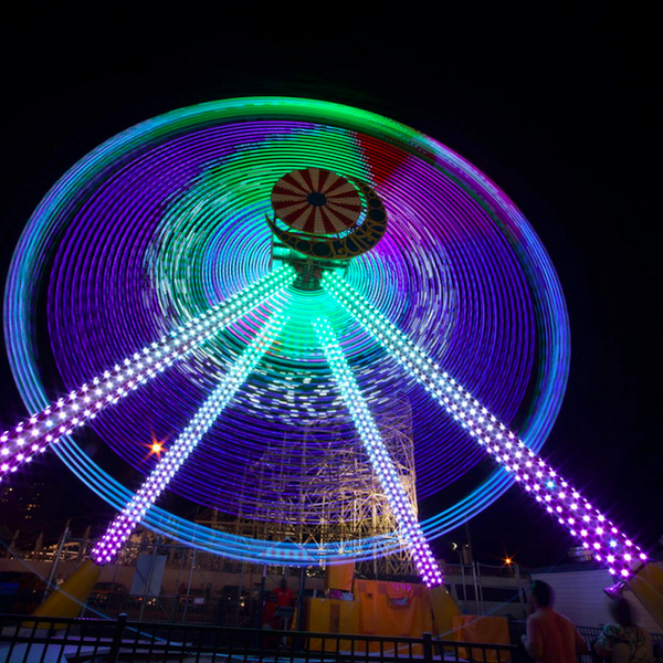 Luna park coney island 104 tips for Puerta 9 luna park
