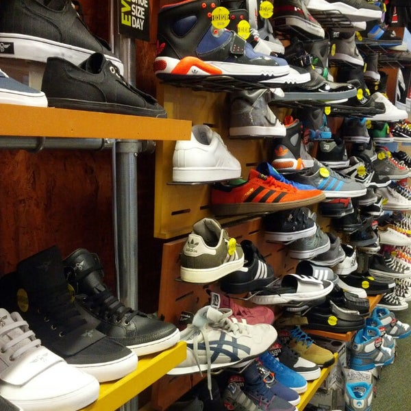 Photo Taken At Journeys Shoes By Glenn H. On 5/6/2013