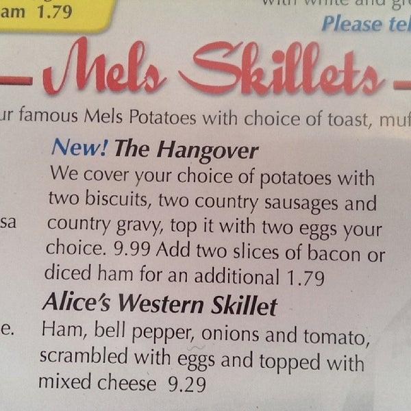 Photo taken at The Original Mel's Diner by Bradden W. on 12/29/2013