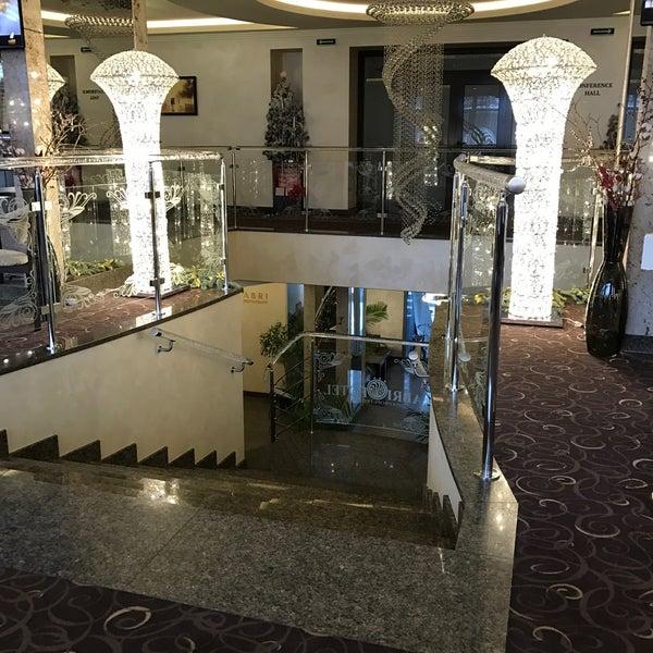 Снимок сделан в Premier Hotel Abri пользователем Oğuzhan E. 1/27/2017