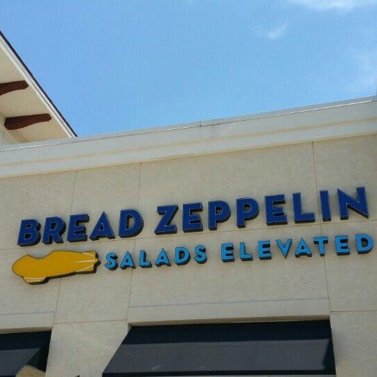 Photo taken at Bread Zeppelin by Naveen K. on 8/1/2015
