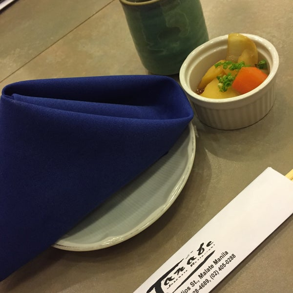 11/10/2015にChelle O.がTanabe Japanese Restaurantで撮った写真