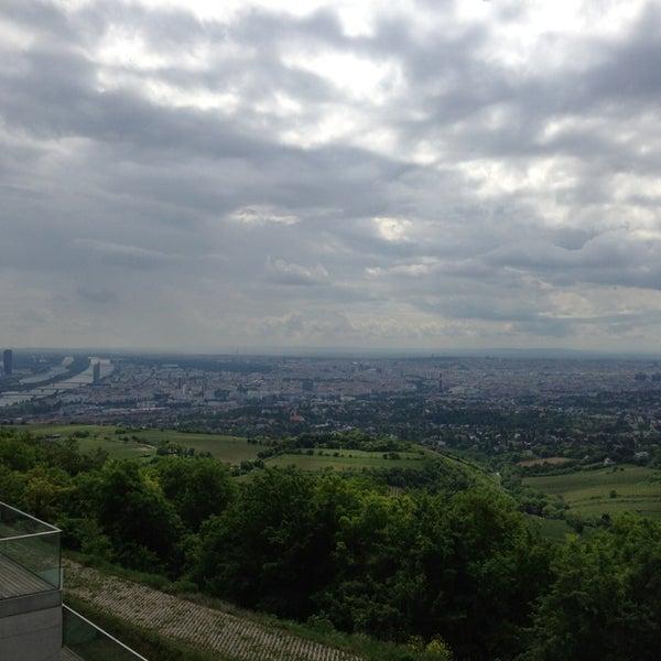 Photo taken at Kahlenberg by Artur D. on 5/18/2013
