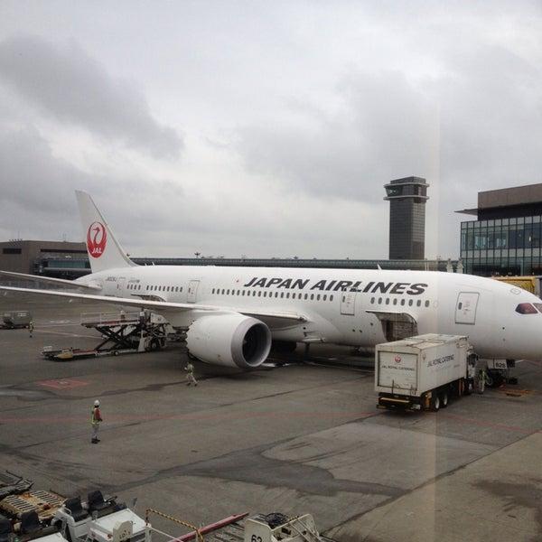 Photo taken at Narita International Airport (NRT) by Marcus P. on 7/24/2013