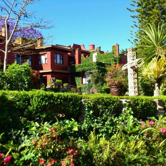 Villa monta a hotel spa morelia michoac n de ocampo for Salon villa jardin morelia