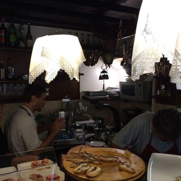 Foto scattata a Osteria all'Arco da Luk As F. il 9/26/2015