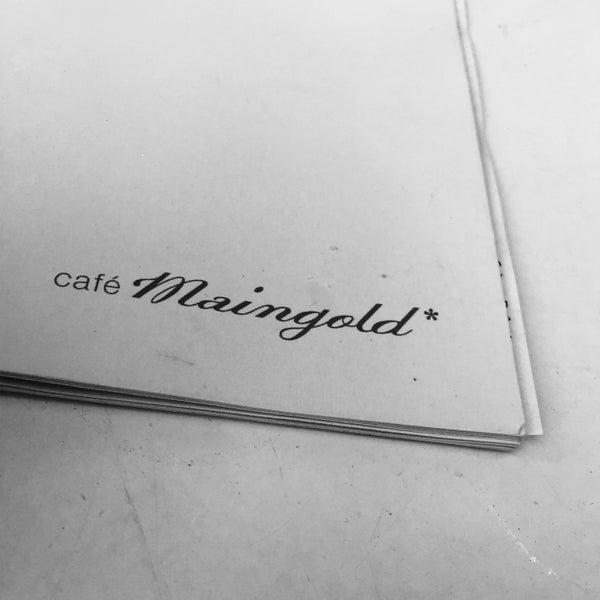 Das Foto wurde bei Café Maingold von Andreas K. am 6/11/2015 aufgenommen