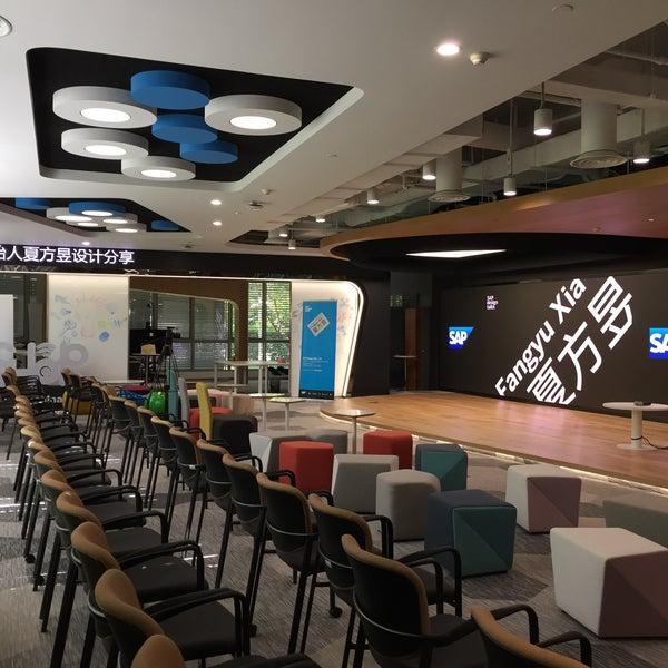 sap labs china_SAP Labs China - Zhāng jiāng - Shanghai, 上海市