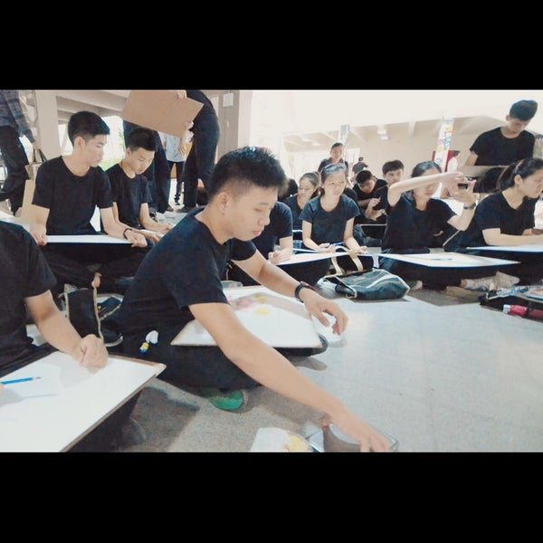 Photo taken at Faculty of architecture rmutl by kittichai s. on 8/20/2015