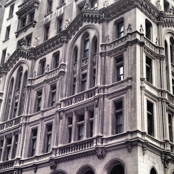Trinity building financial district 111 broadway for 111 broadway 2nd floor