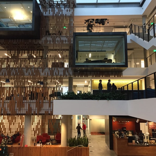 Microsoft Seattle Office: Microsoft Building 83