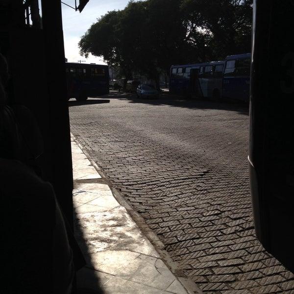 Photo taken at Terminal Rodoviário Arujá by Danilo S. on 1/24/2014