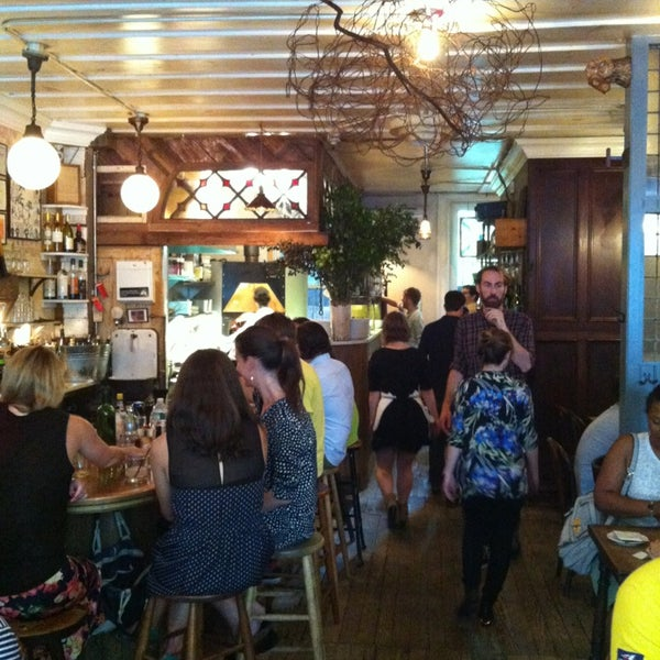 Photo taken at Vinegar Hill House by Jason F. on 7/13/2013