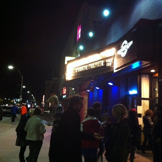 Photo taken at Paradise Rock Club by Laura E. on 11/17/2012