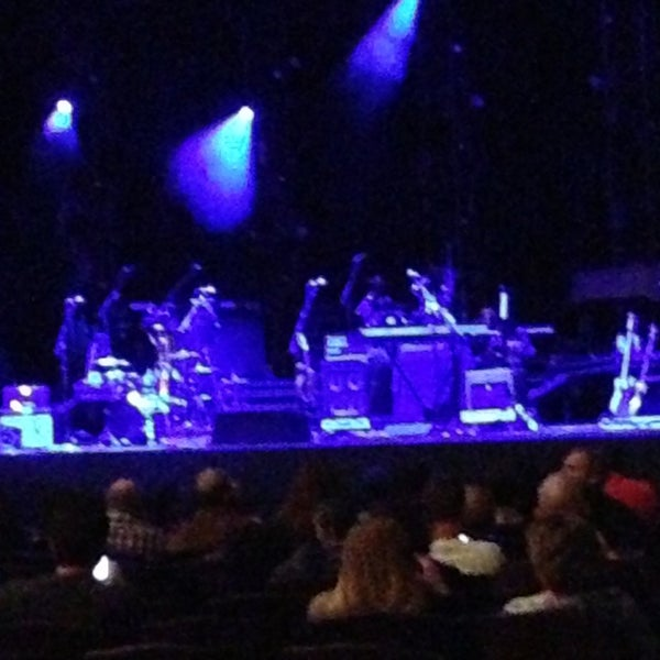 Photo taken at Altria Theater by Stacey L. on 3/11/2013