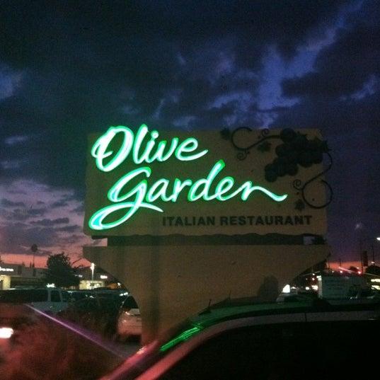 Olive Garden - Blossom Valley - San Jose, CA