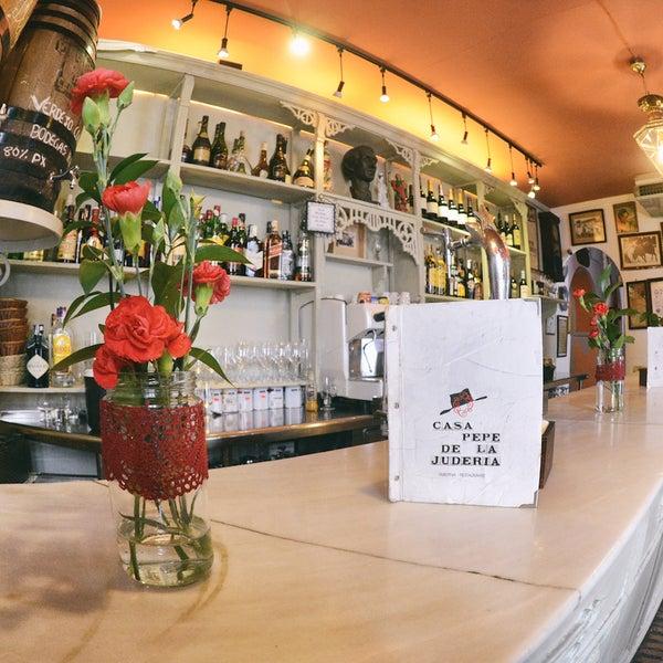 Foto tomada en Casa Pepe de la Judería por Casa Pepe de la Judería el 7/9/2014