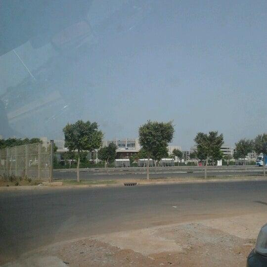 Photo taken at Technopolis by Khaoula E. on 8/17/2012