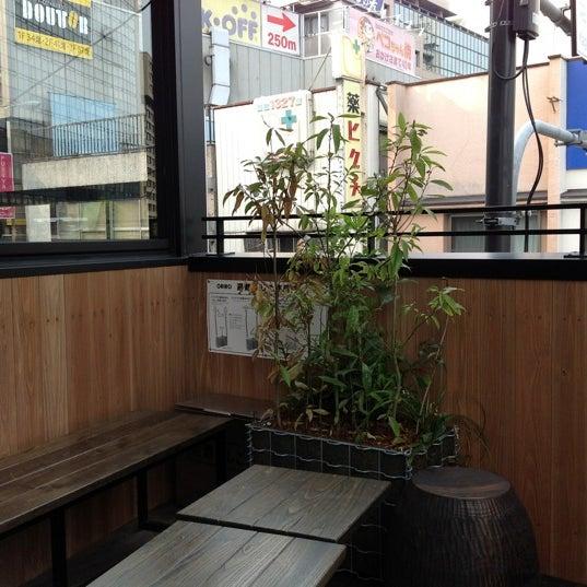 Photo taken at Starbucks by sohei on 4/25/2012