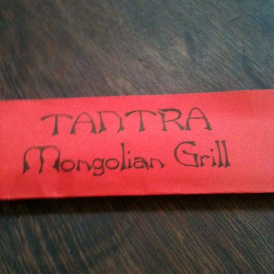 Foto tirada no(a) Tantra Restaurante por Fernanda G. em 5/9/2012