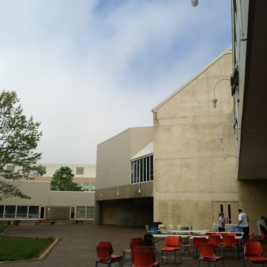 Photo taken at Campus Center by Eric T. on 4/21/2012
