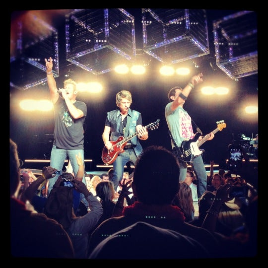 Photo taken at Xfinity Center by Nicole R. on 6/20/2012