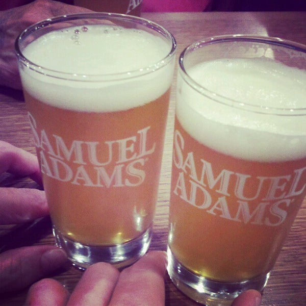 Photo taken at Samuel Adams Brewery by sil. on 5/5/2012