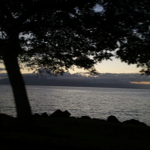 Photo taken at Pacific Ocean by Barbara F. on 2/13/2012