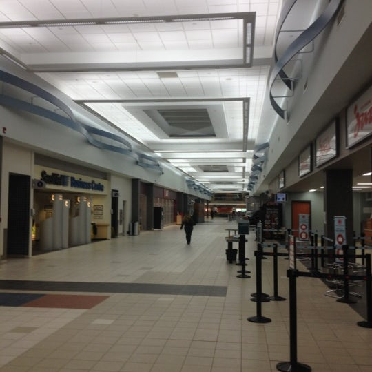 Photo taken at Saskatoon John G. Diefenbaker International Airport (YXE) by Adrian C. on 3/13/2012