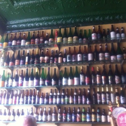 Photo taken at Hopleaf Bar by Adam W. on 3/24/2012