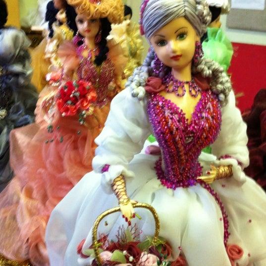 Снимок сделан в Музей кукол пользователем Darya 8/25/2012