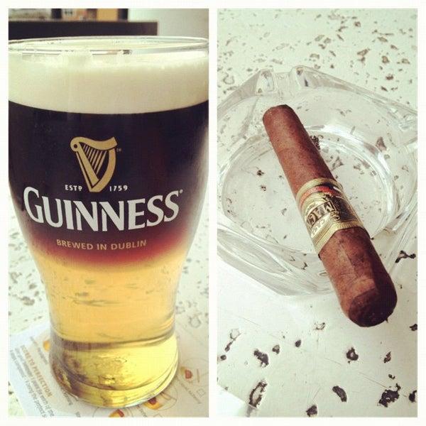 Photo taken at Fado Irish Pub & Restaurant by Giovanni H. on 4/20/2012