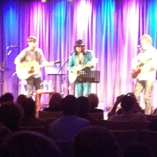 Photo taken at The GRAMMY Museum by Chuck P. on 6/22/2012