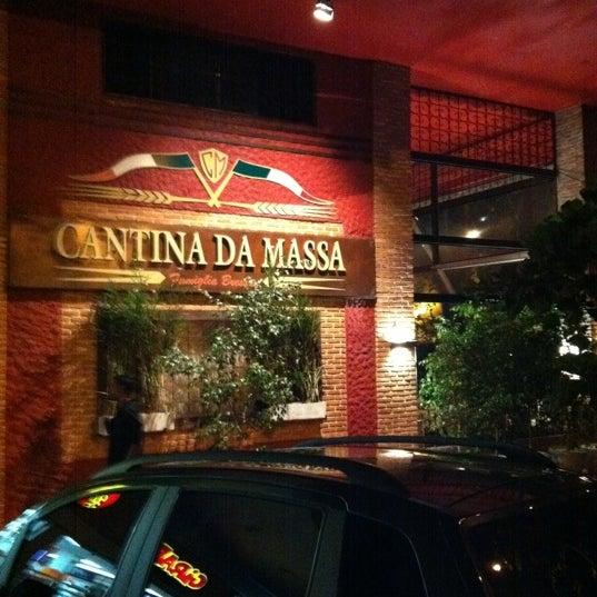 Foto tirada no(a) Cantina da Massa por Marcel A. em 3/14/2012