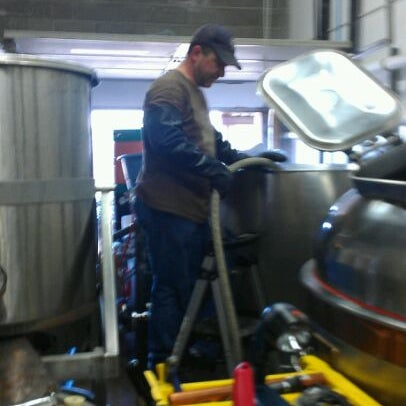Photo taken at Strange Craft Beer Company by Michael N. on 5/10/2012