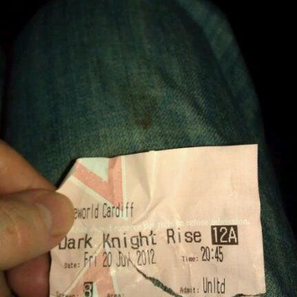 Photo taken at Cineworld by John R. on 7/20/2012