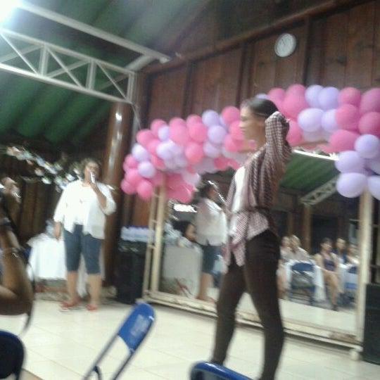 Foto tirada no(a) Clube Telecamp por Aline O. em 3/8/2012