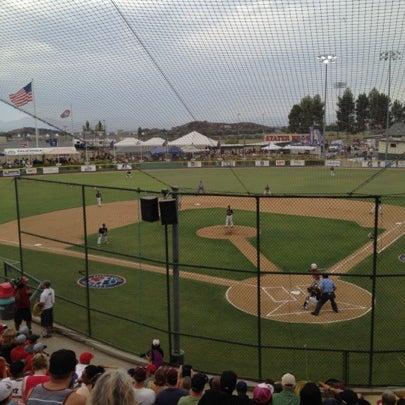 Photo taken at Little League Baseball Western Regional HQ by Mark on 8/12/2012