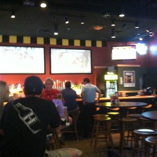 Photo taken at Buffalo Wild Wings by Jermaine C. on 3/14/2012