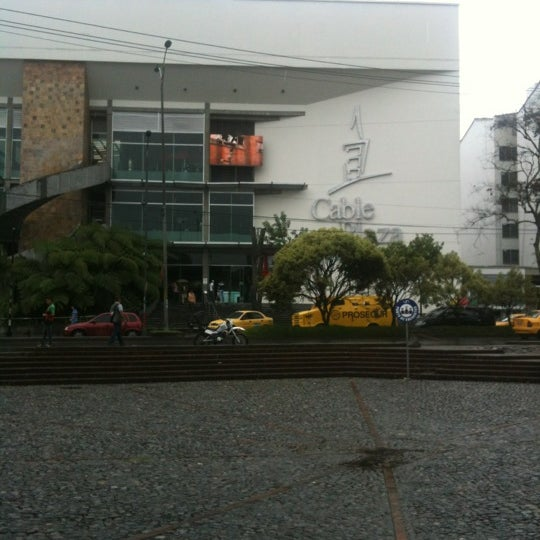 Photo taken at Centro Comercial Cable Plaza by Sophia G. on 4/5/2012