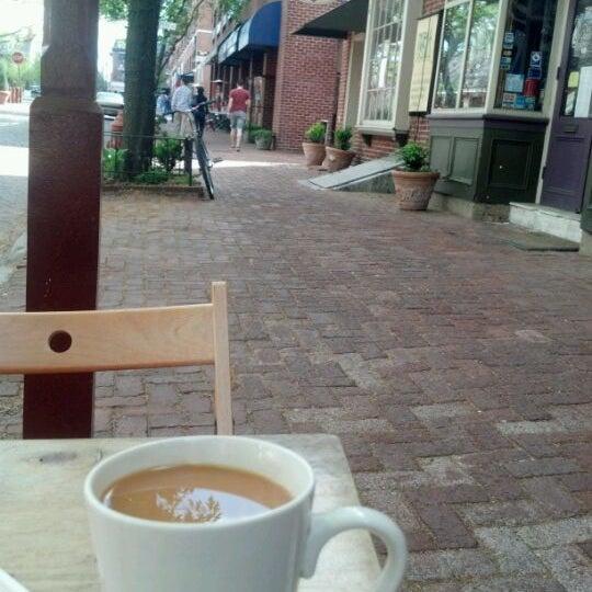 Photo taken at Bodhi Coffee by Nathan B. on 4/20/2012