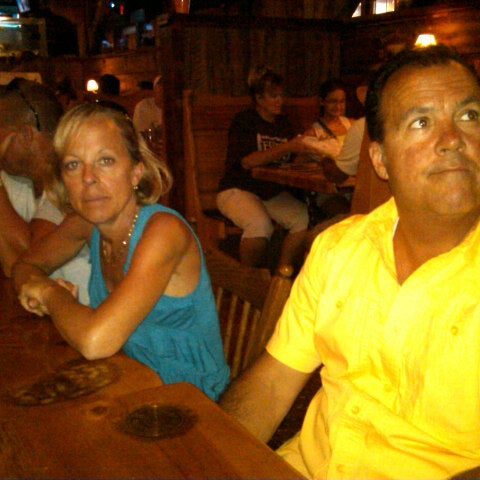 Photo taken at J.J. Twigs Pizza & BBQ by Rick R. on 8/4/2012