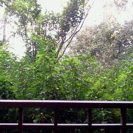 Photo taken at Club Mahindra Madikeri by Shriram S. on 7/31/2012