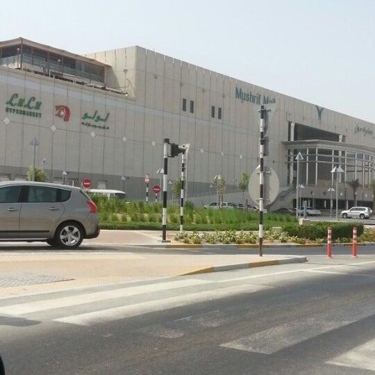 Photo taken at Mushrif Mall by Marinna M. on 7/14/2012