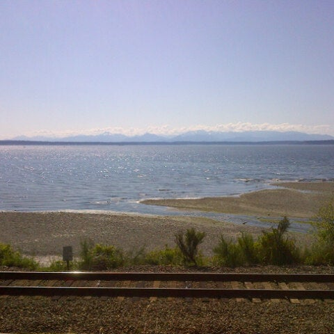 Photo taken at Carkeek Park by Mark B. on 7/5/2012