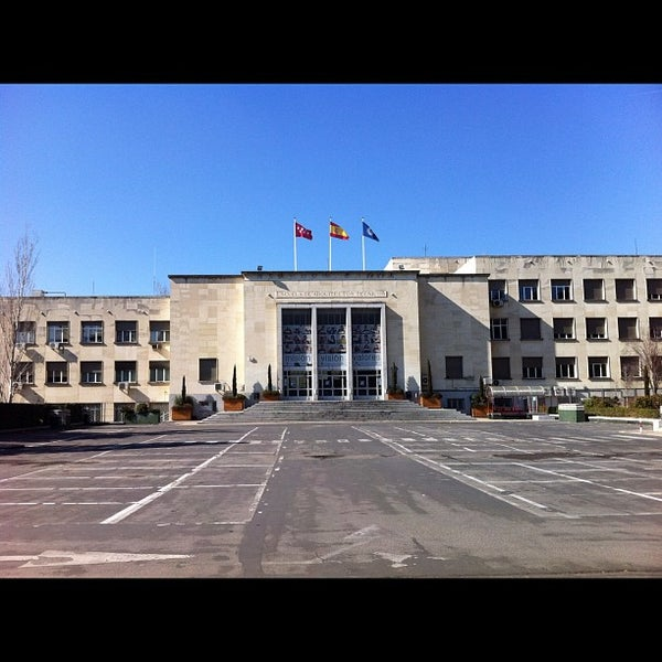 escuela universitaria de arquitectura t cnica euatm upm On arquitectura tecnica madrid