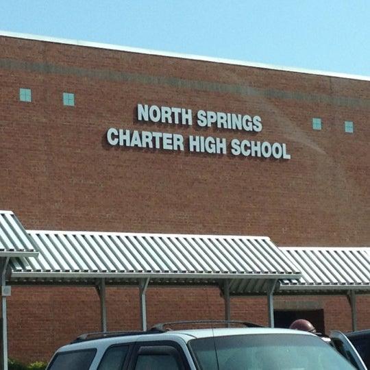 North Springs Charter School Of Arts & Sciences