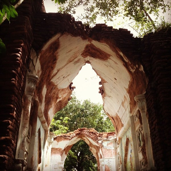 Photo taken at Maharajah Jungle Trek by Greg P. on 7/18/2012