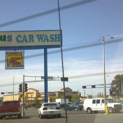 Which Location Is Mister Car Wash